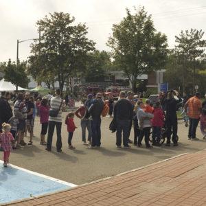 Près de 1000 personnes pour la première fête de quartier de l'Espace Jean-Baptiste Duberger