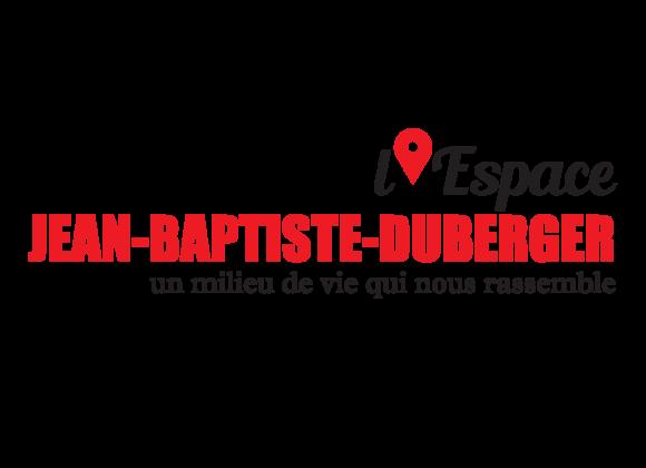 Bilan développement de l'Espace Jean-Baptiste-Duberger – Année 2 (1er spetembre 2017 au 30 septembre 2018)