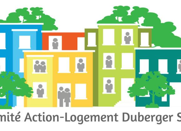 Le comité Action-Logement Duberger Sud présente ses actions!